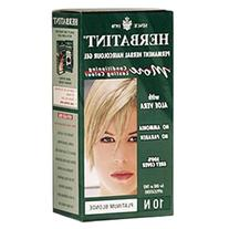 Herbatint Permanent Herbal Haircolour Gel, Platinum Blonde