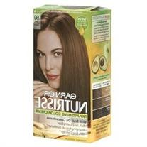 Garnier Nutrisse Haircolor, 61 Light Ash Brown Mochaccino