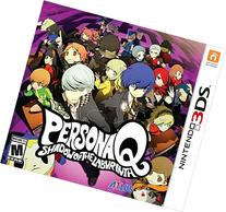 Persona Q: Shadow of the Labyrinth - Nintendo 3DS Standard