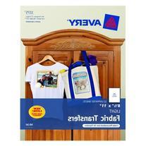 Personal Creations Inkjet T-Shirt Transfer, 8-1/2 x 11,
