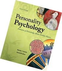 Personality Psychology: Domains of Knowledge About Human