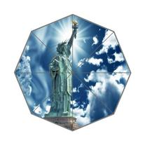 Personalized Statue of Liberty With Beautiful Sky Auto
