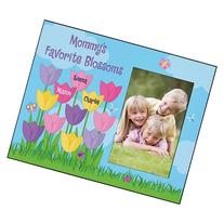Personal Creations Personalized Tulip Garden Frame