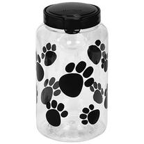 Pet Canister 17.2 Cup Warm Metallic