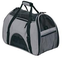 Bergan Pet Carrier, Large, Gray