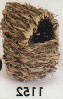Prevue Pet Products BPV1152 Natural Fiber Parakeet Covered