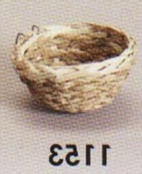 Prevue Pet Products BPV1153 Bamboo Canary Bird Twig Nest, 3-