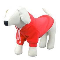 Sunward Fashion New Pet Puppy Dog Cat Coat Clothes Hoodie