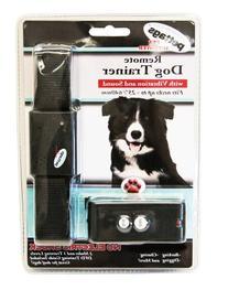 Pet Tag Pro Remote Control Dog Trainer, Black