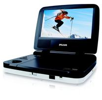 Philips PET702 7-Inch Portable DVD Player