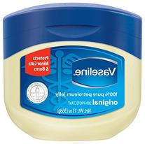 Vaseline 100% Pure Petroleum Jelly, 13Ounce Jars  by