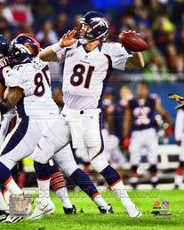 Peyton Manning Denver Broncos 2012 NFL Action Photo #5 8x10