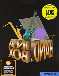 Band-in-a-Box 2014 MegaPAK