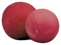 Champion PG8.5-RED Playground Ball, 2-Ply Nylon-Wound, 8-1/2