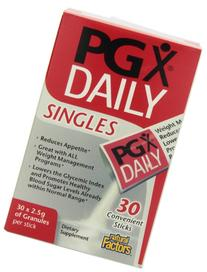 Natural Factors - PGX Daily Singles, Easy on-the-go