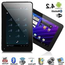 SVP Phablet Unlocked Android 4.2.2 Bluetooth GPS Capacitive