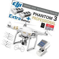 DJI Phantom 3 Professional Quadcopter 4K UHD Video Camera