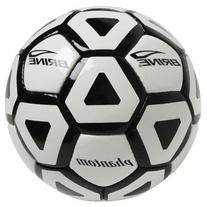 Brine Phantom Soccer Ball - Size 5, Black