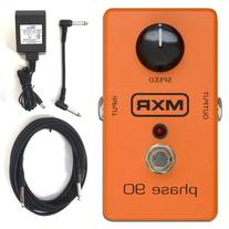 MXR Phase 90 Effects Pedal + Power adapter and cables