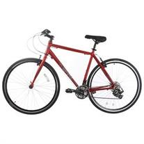 Sapient Phase Bike Red/Black/White 21in Mens