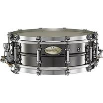 Pearl Philharmonic Brass Concert Snare Drum 14 x 5 in. Black