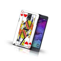 STUFF4 Phone Case / Cover for Samsung Galaxy Note 4 / Queen