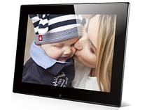 Sinvitron 8.0 Inch Digital Photo Frame 800 x 600 Pixels with