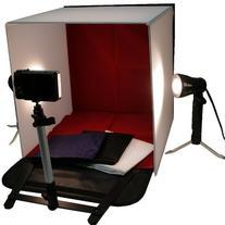 BlueDot Trading-Photo Tabletop Studio Light 16-Inch/40cm