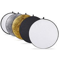 "Neewer® Photo Studio Reflector Kit,Include:43""/ 110cm 5-in-"