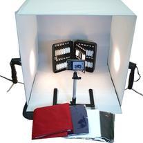 Photo Tabletop Studio Light 24 Inch / 60cm Tent Box Kit with