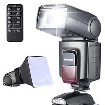 Neewer Photo TT520 Speedlite Flash Kit for Canon Nikon