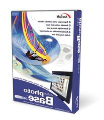 ArcSoft Photobase Deluxe Software