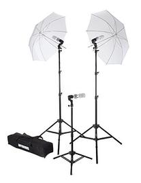 StudioPRO 675W Triple Translucent Umbrella Continuous Bright