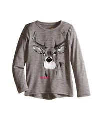 Carhartt Kids - Photoreal Deer Force Tee   Girl's T Shirt