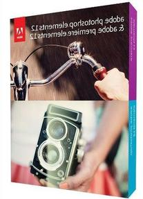 Adobe Photoshop Elements 12 and Premiere Elements 12