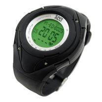 Pyle Sports PHRM38BK Heart Rate Monitor Watch with 3D