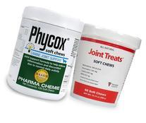PhyCox Soft Chews  + FREE Joint Treats