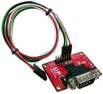 Ableconn PI232DB9M Compact GPIO TX / RX to DB9M RS232 Serial