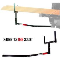 Pick up Truck Bed Hitch Extender Steel Extension Rack for