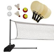 Lifetime 90421 Pickleball, Badminton, & Quickstart Tennis