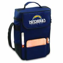Picnic Time Duet Wine and Cheese Tote - San Diego Chargers