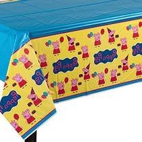 Peppa Pig Plastic Table Cover