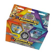 Pokemon Pikachu Libre and Suicune Trainer Kit Trading Card