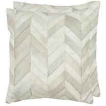 Safavieh Pillow Collection Throw Pillows, 22 by 22-Inch,