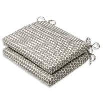 Pillow Perfect Seeing Spots Squared Corners Outdoor Seat