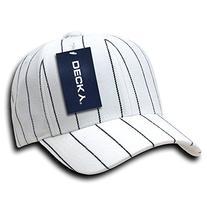1e769a82fb6f2 DECKY Pin Striped Adjustable Ball Cap