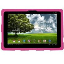 MarchMore Pink TF101 Silicone Skin Cover Case for Asus Eee