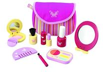 Wonderworld Pretend Pinky Cosmetic Girl Toy Set - 9 Piece