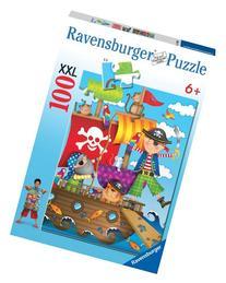 Pirate Adventure 100 Piece Puzzle