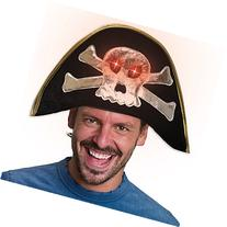 LED Pirate Hat